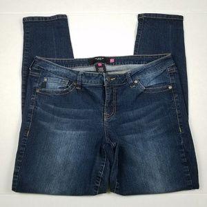 Torrid Skinny Dark Wash Jeans